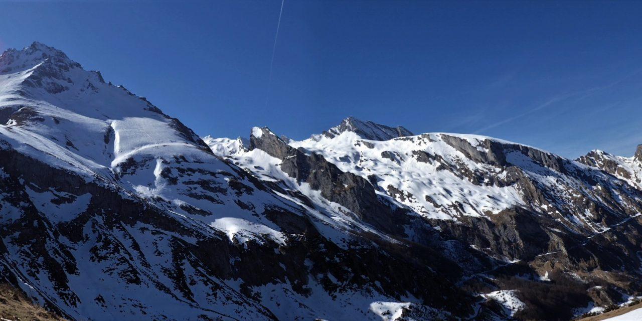 Tour Val d'Azun (Arrens to Turin deSaucede)