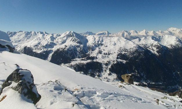 Ski touring Combatseline mark 2